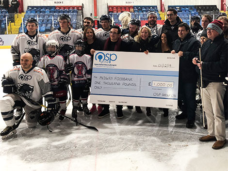 Invictadynamos Mos And Osp Group Pull Together For Medway